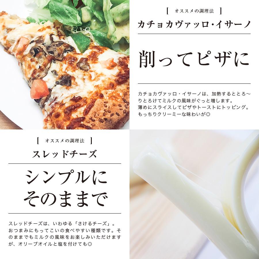 伊佐牧場よくばりチーズセット【送料込】