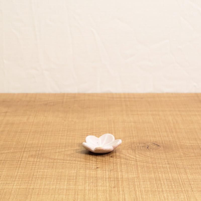 箸置き/ピンク志乃梅
