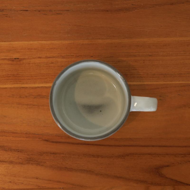 ネイチャー/マグカップ/雲(ホワイト)