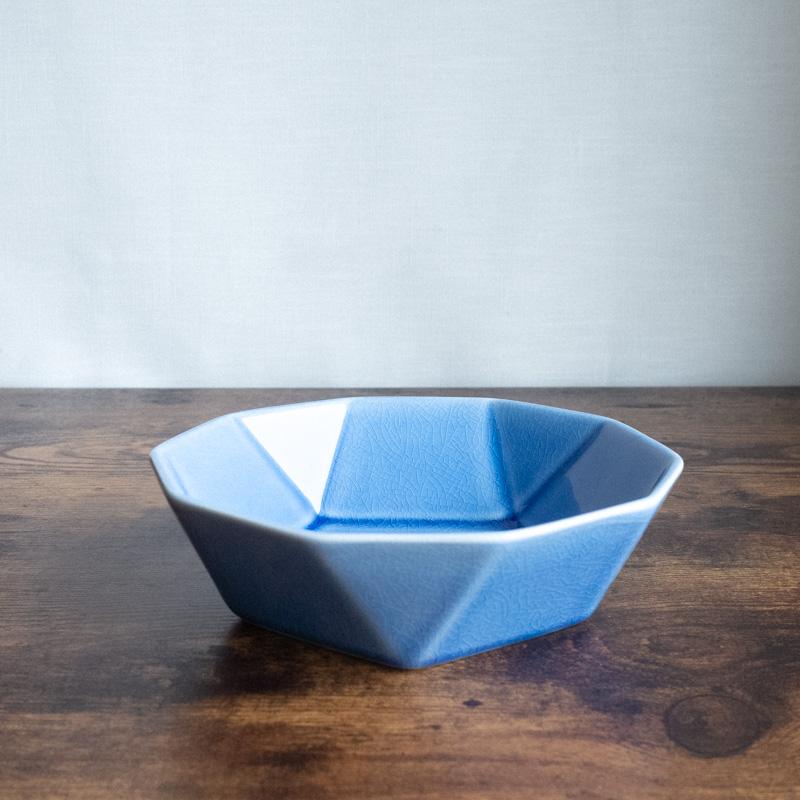 GOKAKU/BOWL 16/BL(ブルー)