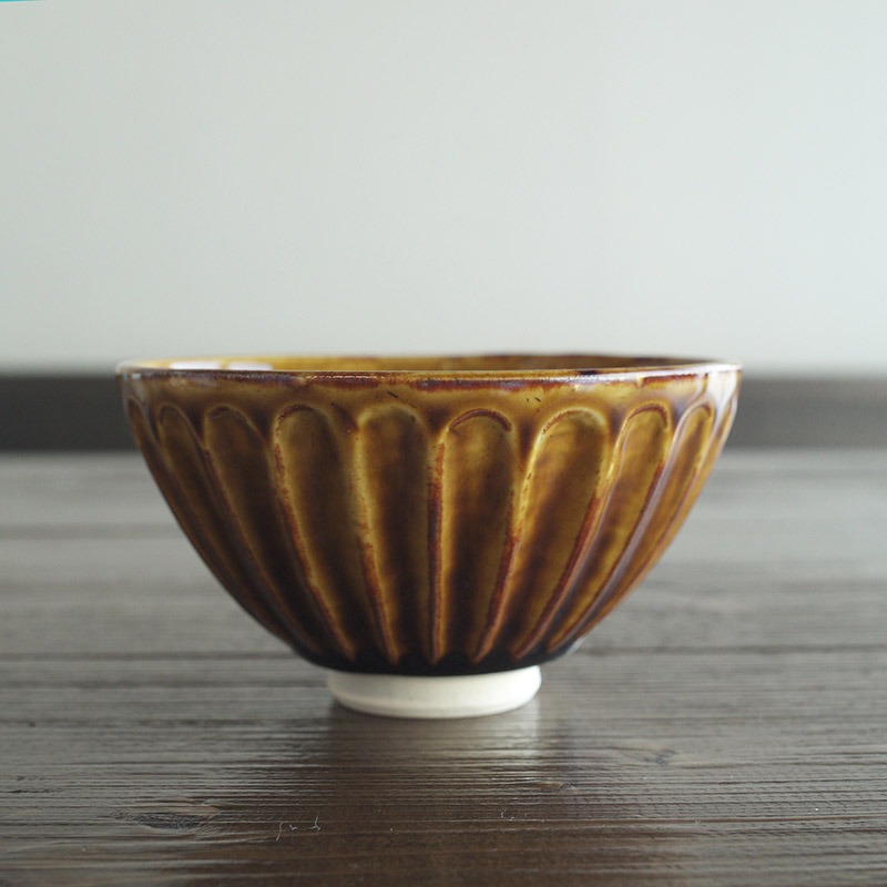 そぎそぎ/飯碗(キャラメル)