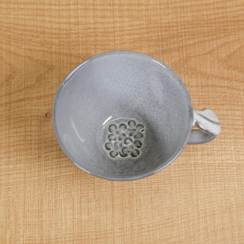 リアン/スープカップ/グレー