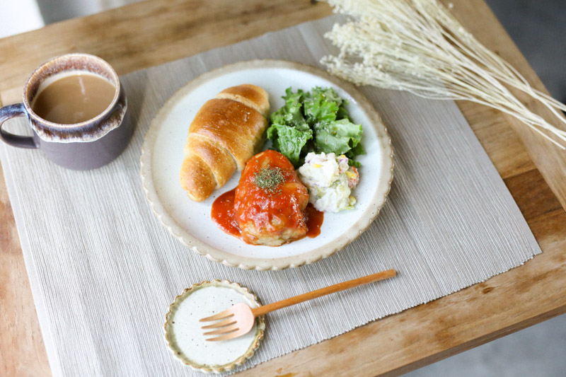 ビスケット型/小皿
