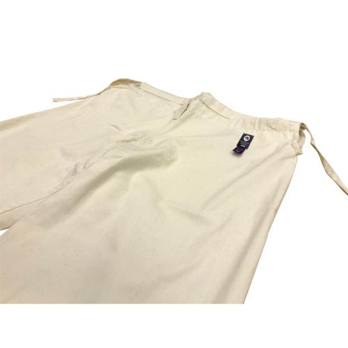 入門用未晒フルコンタクト空手衣(上下帯付き)  (K-15)