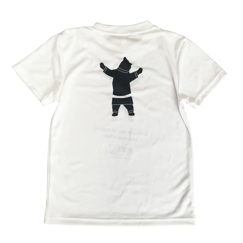 ポーラーベア空手Tシャツ