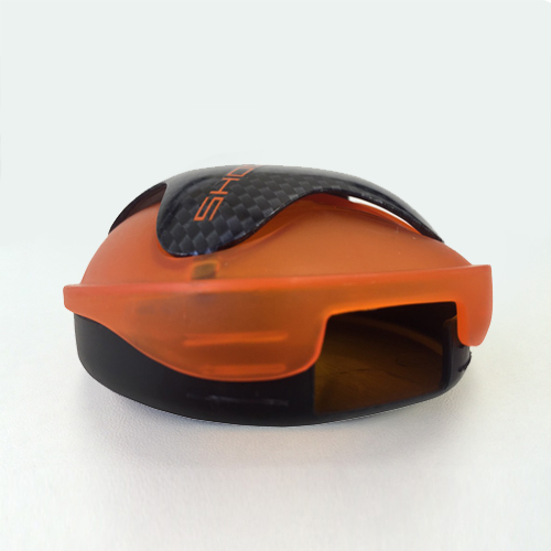 ショック・ドクターマウスガードケース(オレンジ)