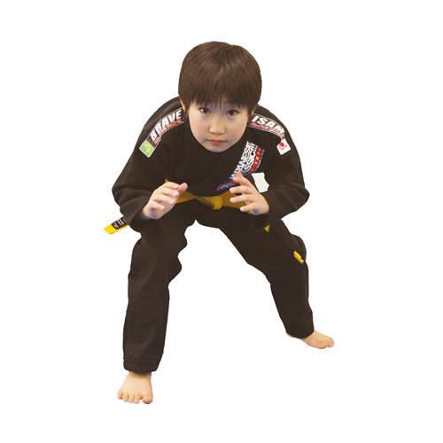 キッズ柔術衣(無地) ズボン (サイズ:M0(00)〜M2(1))(JJ-402B-00-1)