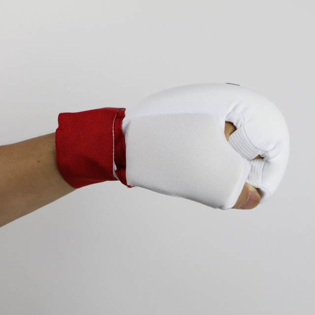 リバーシブル拳サポーター