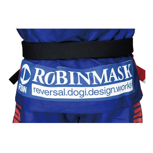 ロビンマスク柔術衣