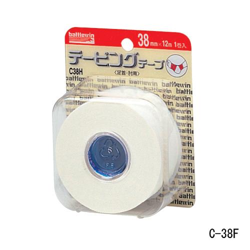 バトルウィンテーピングテープ38mm×12m個別orボックス