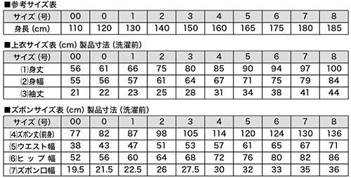 特製フルコンタクト空手衣 上下セット(K-500)