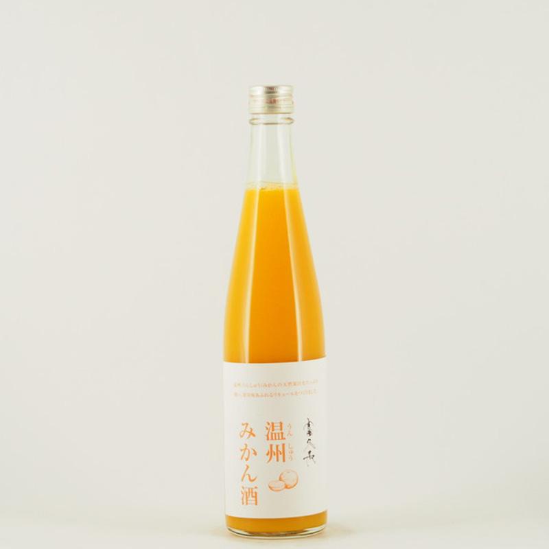 富久長 温州みかん酒 500ml