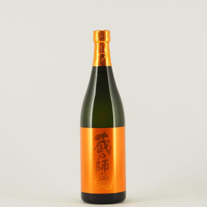 蔵の師魂 The Orange(ザ・オレンジ) 720ml