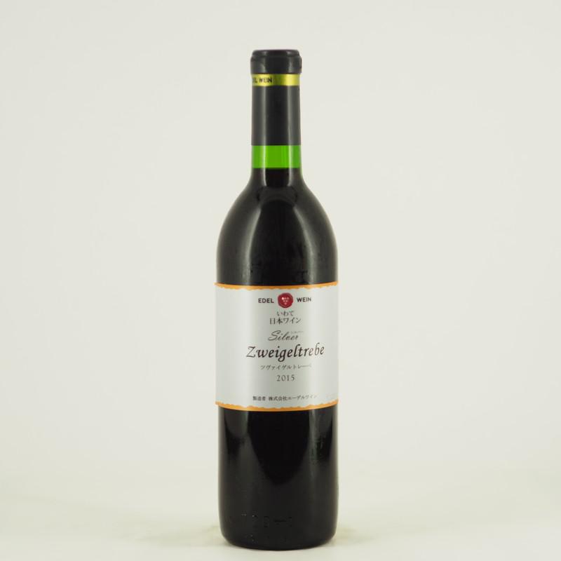 エーデルワイン シルバー ツヴァイゲルトレーベ 720ml