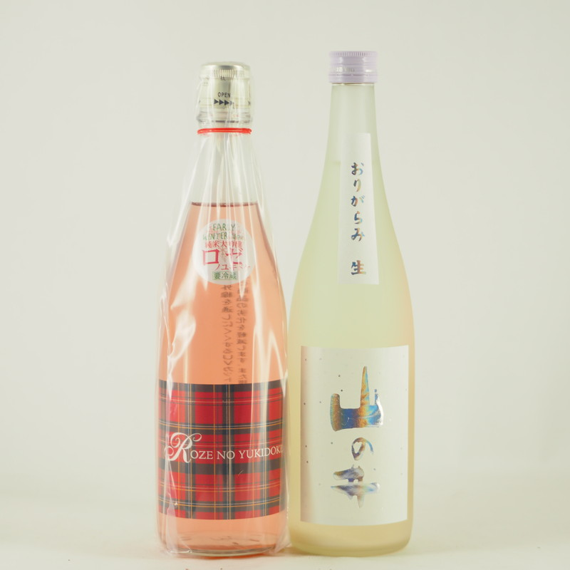 【ギフトBOX入り】日本酒 2本セット〜入門編〜 《家飲み・贈答用》