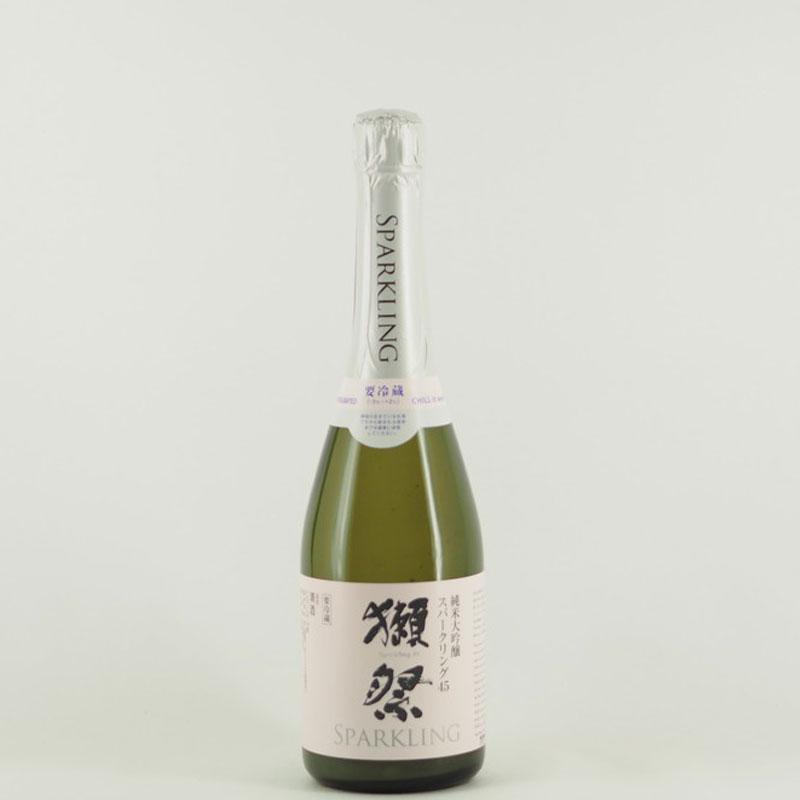 獺祭(だっさい) 純米大吟醸45 発泡にごり酒 720ml