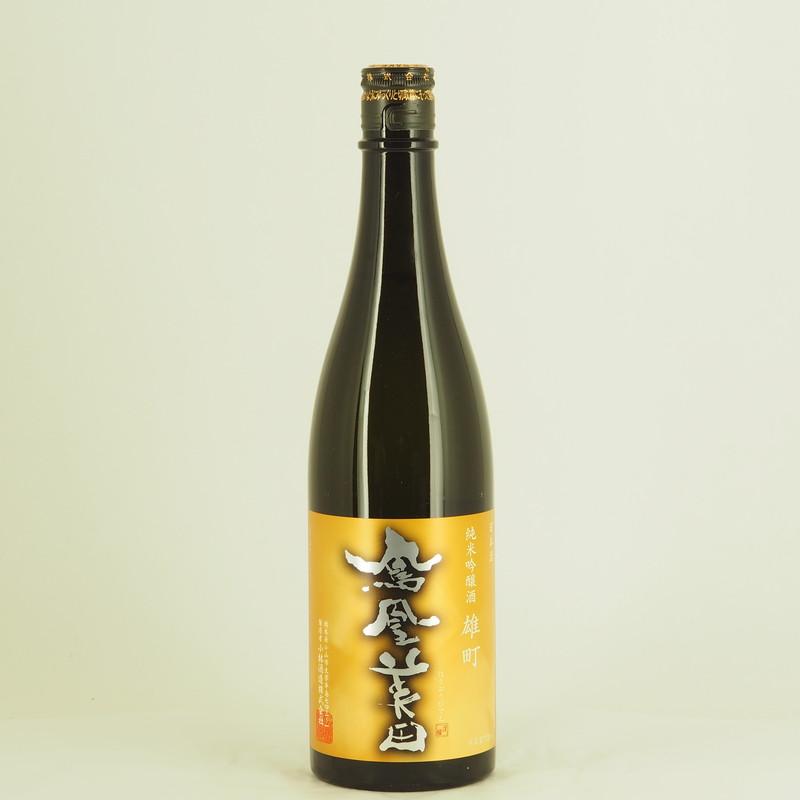 鳳凰美田 純米吟醸 大地 赤磐雄町 瓶燗火入れ 720ml