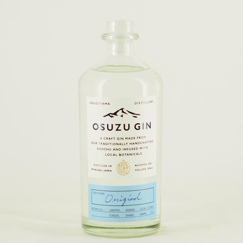 OSUZU GIN edition original 700ml【箱入り】