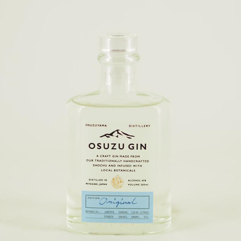 OSUZU GIN edition original 200ml【箱入り】
