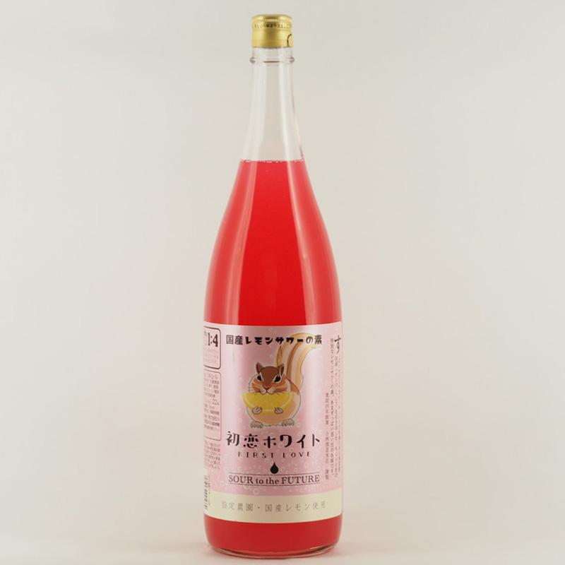 サワートゥーザフューチャー 初恋ホワイト 1.8L