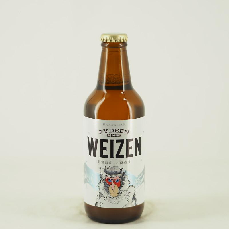 八海山 ライディーンビール ヴァイツェン 330ml