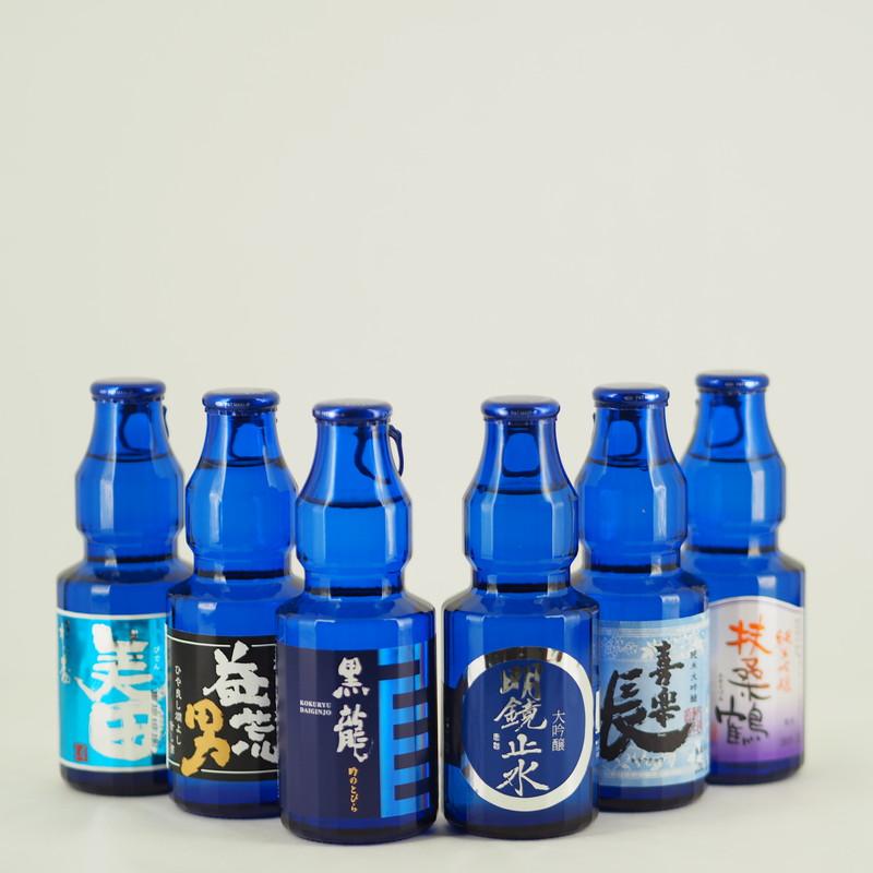 【ギフトBOX入り】PASSION-15 瑠璃ボトル 150ml 6本セット《お歳暮・贈答用・年末年始》