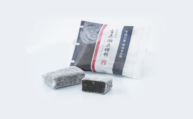 玉椿・官兵衛兵糧餅 詰合せ(2種詰合せ 10個入)