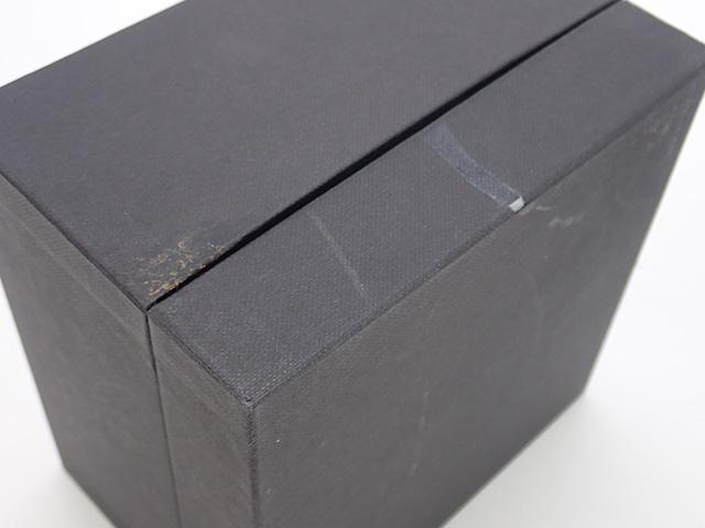 【辛口評価】【ABランク】BVLGARI ブルガリ ディアゴノ メンズ腕時計 DG35BSVD ブラック文字盤 ブラックラバー
