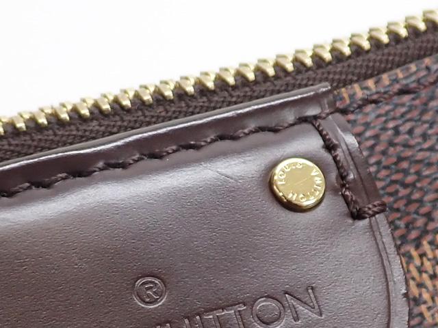 【辛口評価】【ABランク】LOUIS VUITTON ルイヴィトン ダミエ シエナ PM 2WAYバッグ N41545