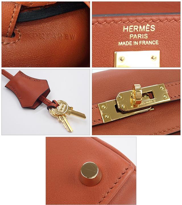 【辛口評価】【SAランク】HERMES エルメス ケリー25 内縫い スイフト キュイーブル×ゴールド金具