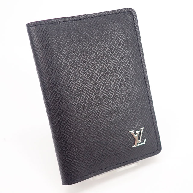 【辛口評価】【Sランク】LOUIS VUITTON ルイヴィトン タイガ オーガナイザー・ドゥ ポッシュ カードケース M30293