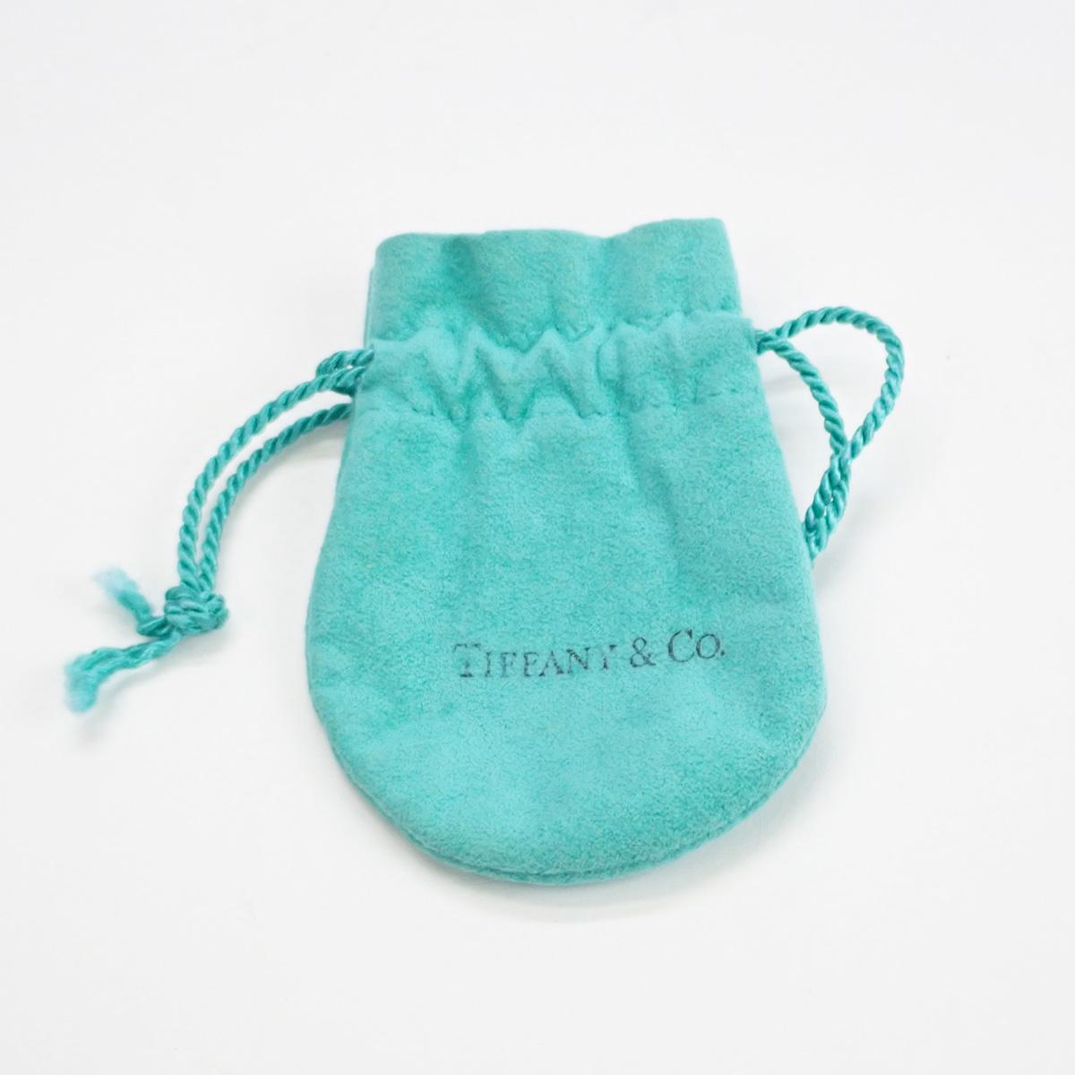 【辛口評価】【ABランク】Tiffany&Co. ティファニー AG925 サマセット リング ゲージ棒約13号