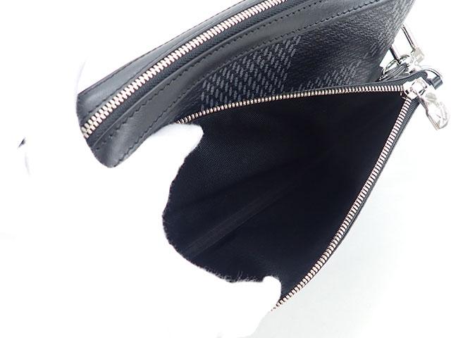 【辛口評価】【Nランク】LOUIS VUITTON ルイヴィトン ダミエ グラフィット トリオ・メッセンジャー ショルダーバッグ N50017
