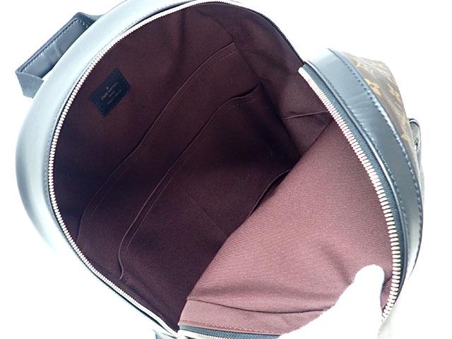 【辛口評価】【Aランク】LOUIS VUITTON ルイヴィトン  モノグラム マカサー ジョッシュ バックパック M41530