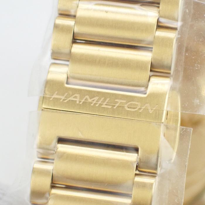 【辛口評価】【Sランク】HAMILTON ハミルトン アメリカン クラシック ハミルトン パルサー PSR Digital Quartz イエローゴールドPVD 1970本限定モデル H52424130