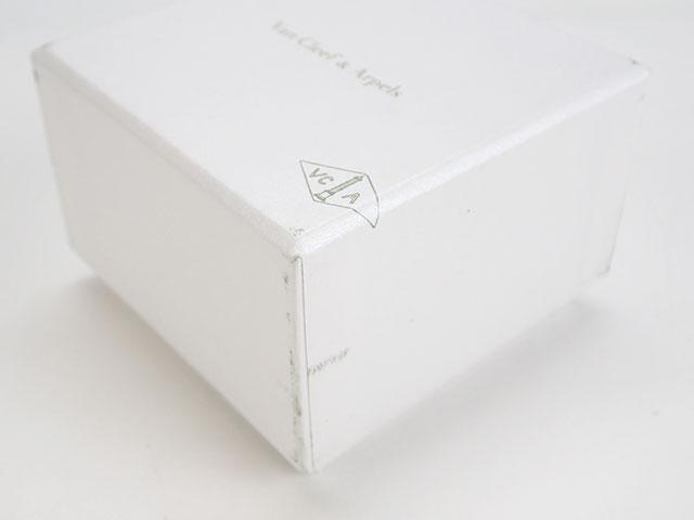 【辛口評価】【Aランク】Van Cleef & Arpels ヴァンクリーフ&アーペル K18PG スウィート アルハンブラ ペンダント ネックレス VCARO8DF00 ピンクゴールド