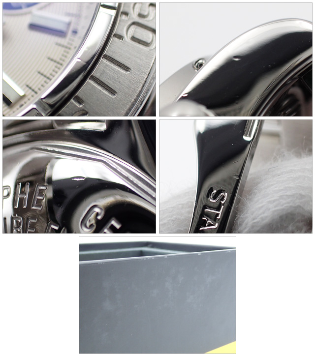 【辛口評価】【ABランク】BREITLING ブライトリング クロノスーパーオーシャン  A1334011/G549 ホワイト文字盤