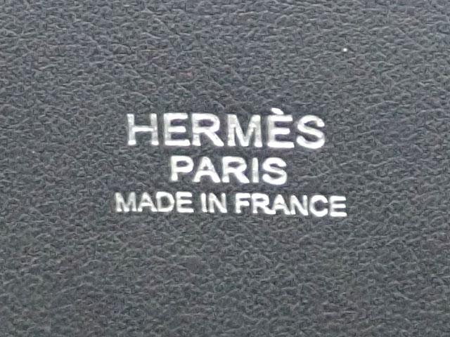【辛口評価】【Nランク】HERMES エルメス ボリード31 2WAYバッグ トリヨンクレマンス ブラック シルバー金具 Y刻印