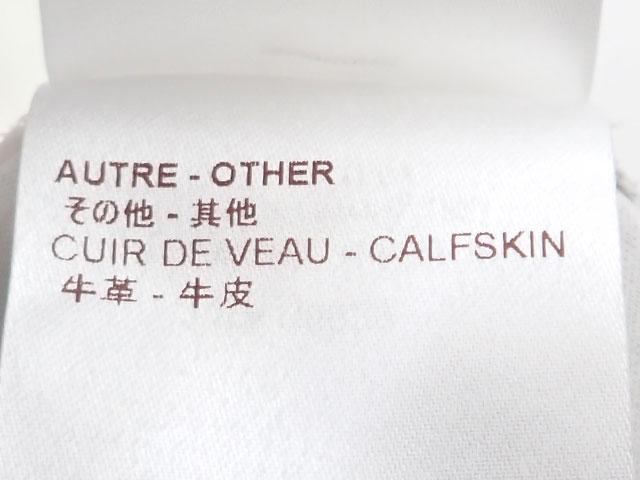 【辛口評価】【Aランク】LOUIS VUITTON ルイヴィトン シャツ ワンピース サイズXS コットン100% ホワイト