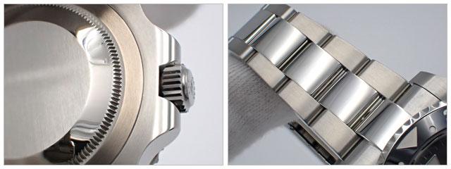 【辛口評価】【Sランク】ROLEX ロレックス GMTマスターII 116710BLNR 国内正規品 ギャランティー付き メーカー保証期間中