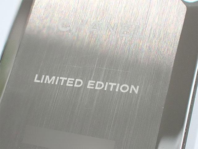【辛口評価】【Aランク】CHANEL シャネル プルミエール ロック レディース腕時計 Sサイズ H6359 ホワイトシェル文字盤