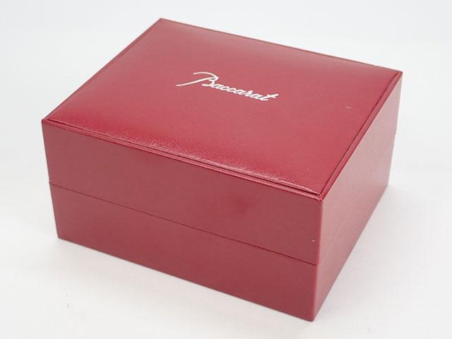 【辛口評価】【Aランク】Baccarat バカラ スヌーピー ウッドストック 置物  クリスタル 2105-689