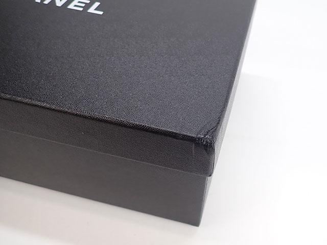 【辛口評価】【SAランク】CHANEL シャネル ココマーク シューズ サイズ35 1/2 日本サイズ約22.5cm ブラック