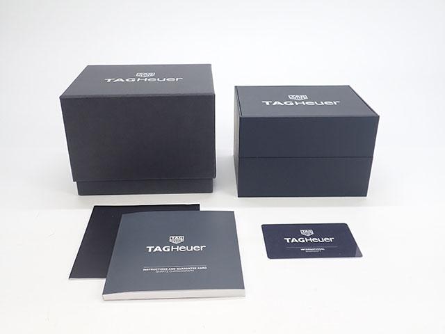 【辛口評価】【Aランク】TAG HEUER タグホイヤー カレラ キャリバー16 日本限定500本 41mm CBK2116.BA0715 ブラック マザー オブ パール ダイヤ 国内正規品