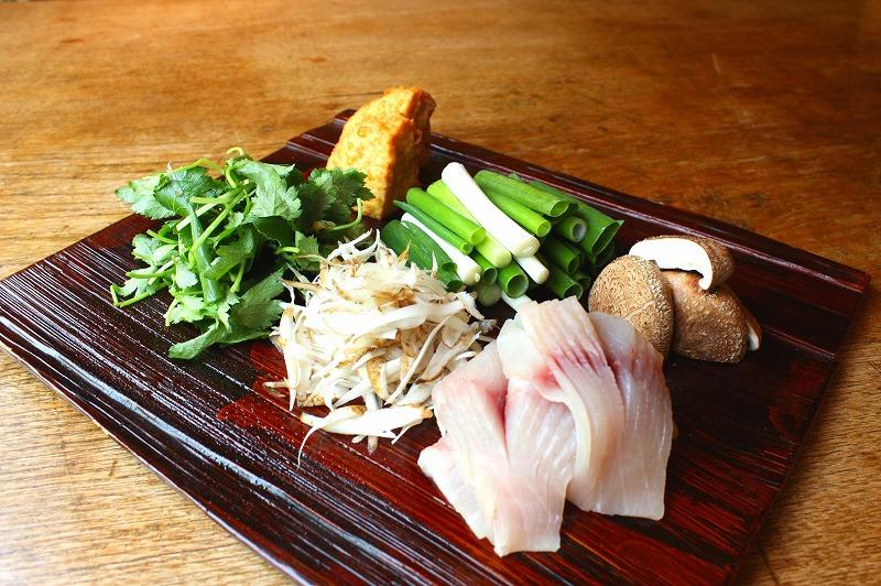 妙見伝承 鯉こく鍋 (2人前)
