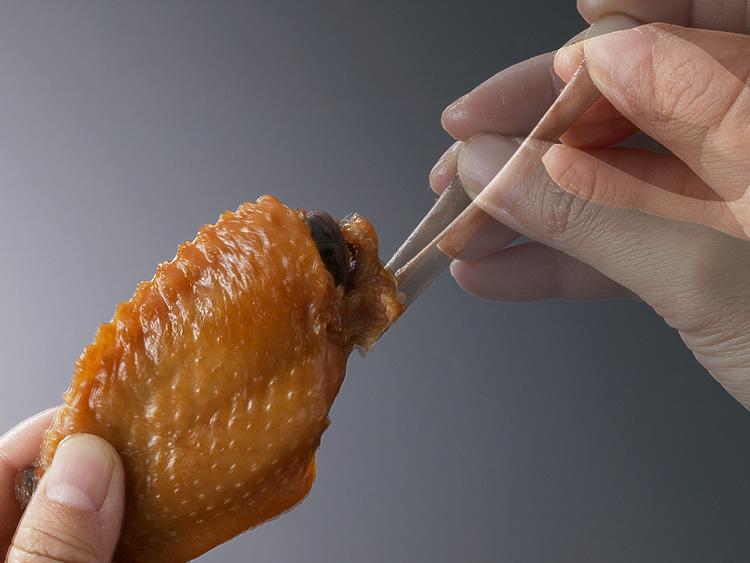 赤鶏のうみぁーっ手羽 5本箱入り(しょうゆ味、八丁みそ味、ピリ辛味)