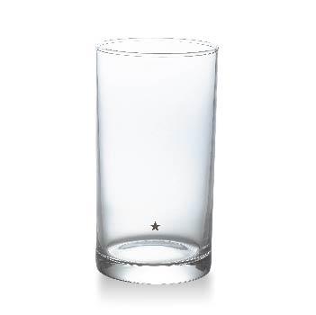 サワーグラス/ストレートチューハイグラス(星マーク) 6個入/容量430ml