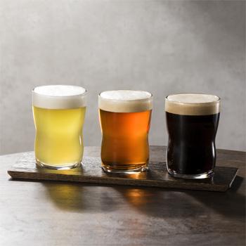 ビール用備品/テイスティンググラス専用トレー 2枚セット