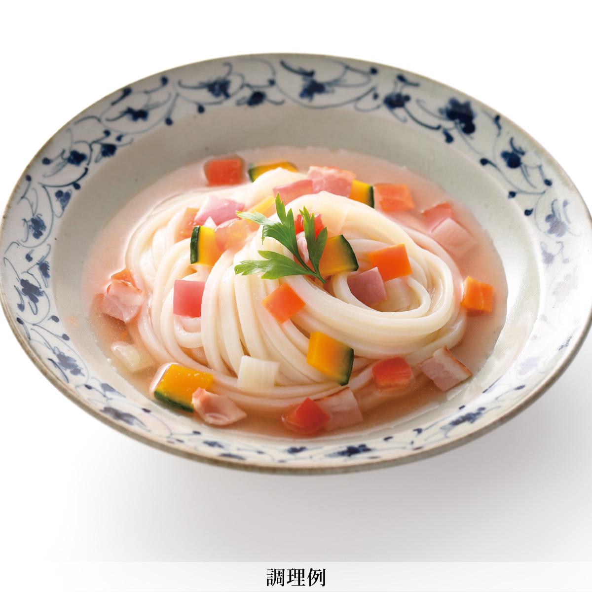 半生讃岐うどん包丁切り500g(6袋)
