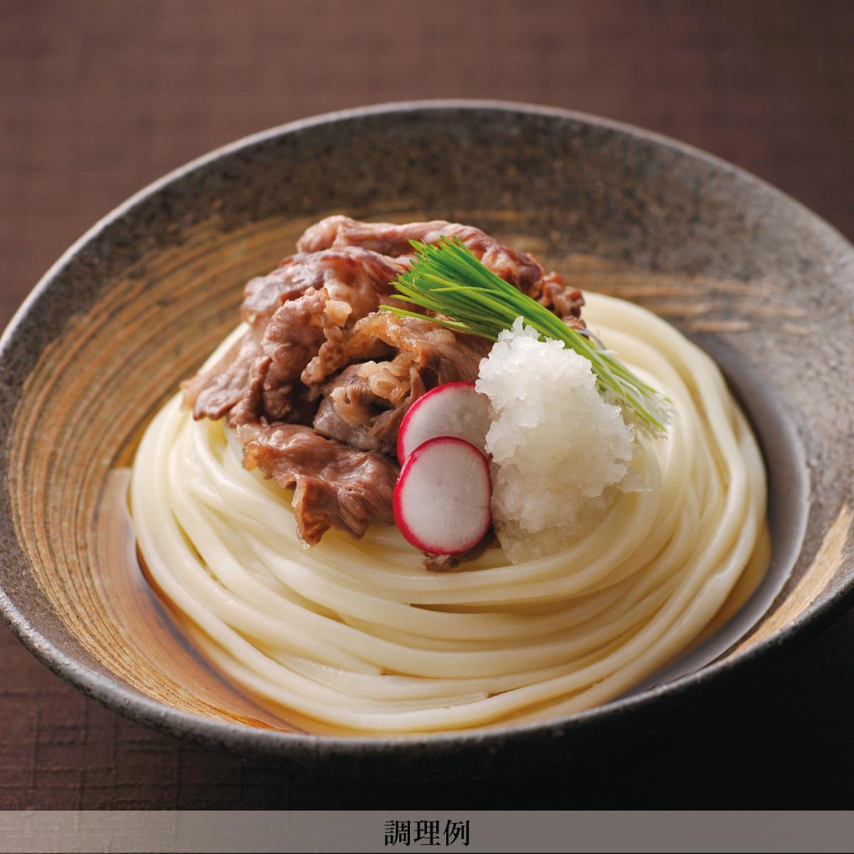 日本小麦倶楽部 半生讃岐うどん包丁切り(10袋)